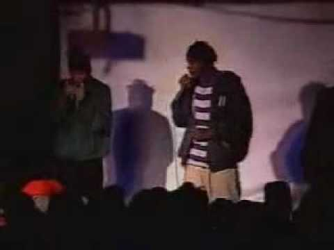 RZA And Ol Dirty Bastard At Talent Show