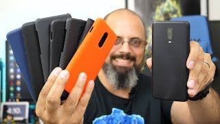 Official @Oneplus Cases & All Tudia Cases For The Oneplus 6T ($20 Off Coupon)