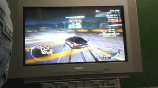 Fera no Drift part.1 - Need For Speed Carbon ps2