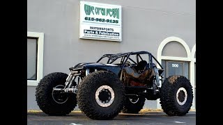 """""""THE BEAST""""   54"""" TIRES and 1000 HORSEPOWER"""