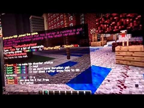 Davidcraft IP code for Minecraft