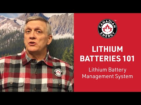 Lithium Battery Management System (4/5)