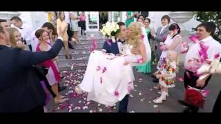 Свадьба с квадрокоптера