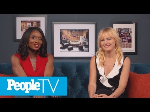 'Billions' Malin Akerman On 's Parallel With World Right Now  PeopleTV  Entertainment Weekly