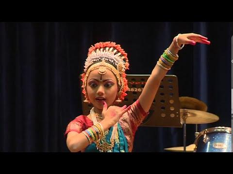 Muddhu gare Yashoda Andhra Natyam Dance by Mythree