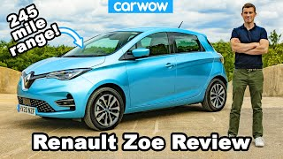 Renault Zoe review - the best value for money EV in 2020!
