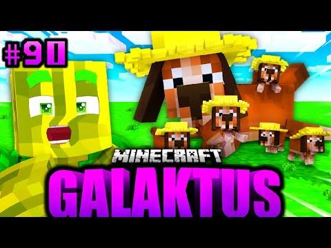 BILLY ist SCHWANGER & kriegt BABY WELPEN?! - Minecraft GALAKTUS #90 [Deutsch/HD]
