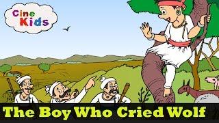 İngilizce | Kurt | Çocuklar Hikaye Ağlayan Çocuğun İngilizce Çocuklar İçin Hikayeler Animasyon