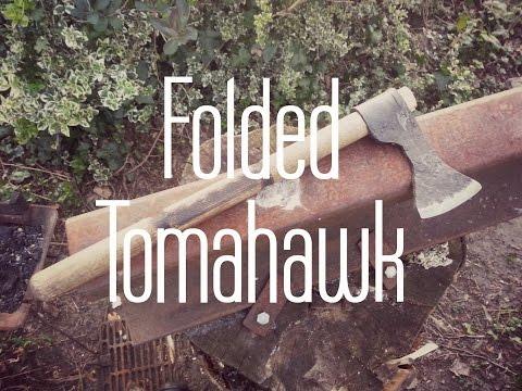 Forging a Small Tomahawk