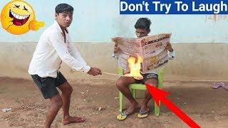 Must Watch New Funny 😂😂 Hindi Comedy Videos  2019 || Bindas Fun || Found2fun || F2F