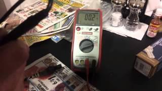 How to test O2 sensor p1135 p0141 p0135 p0155 p0147 p0161 p1155 ..