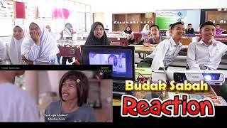 REACTION : Drama Spontan 12 oleh Budak Sabahan