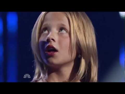 Jackie Evancho (HD)  America's Got Talent 2010  (Voice of an Angel)