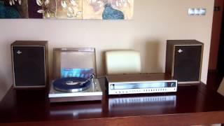 Philips Vintage Eiffel 65 - Blue (Da Ba Dee) Blue Vinyl