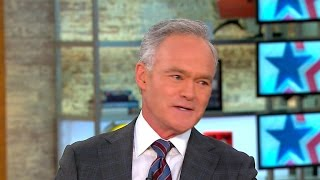 Scott Pelley on Trump presser: He is