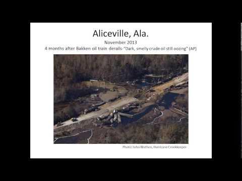 Riverkeeper Webinar on Preventing a Crude Oil Spill on the Hudson