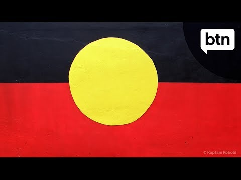 Aboriginal Flag History - Behind the News