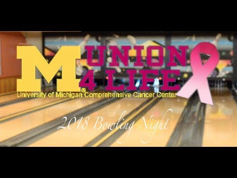 Union 4 Life 2018 Bowling Night