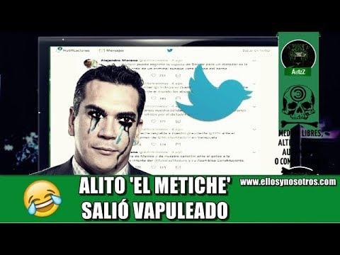 Tunden en twitter a Alejandro Moreno, Jefe de Plaza en Campeche, por metiche