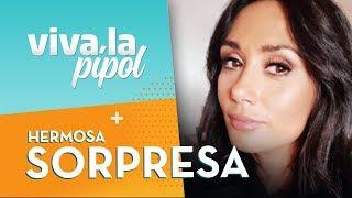 Pamela Díaz sorprendió al panel con gran noticia - Viva La Pipol
