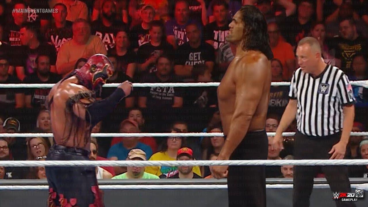 Download FULL MATCH - The Great Khali vs. The Boogeyman : Jan 1, 2020