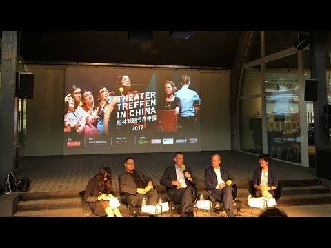 German theater returns to China