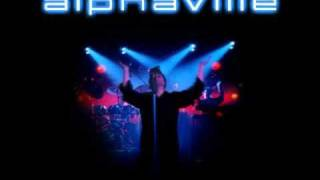 Alphaville - Summer in Berlin (with lyrics)