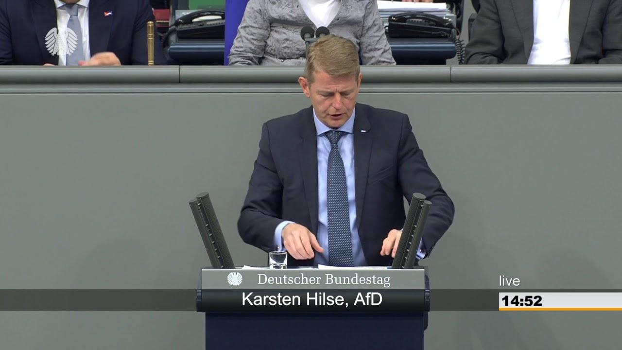 Karsten Hilse: Aktuelle Stunde Zum Globalen Report Zur
