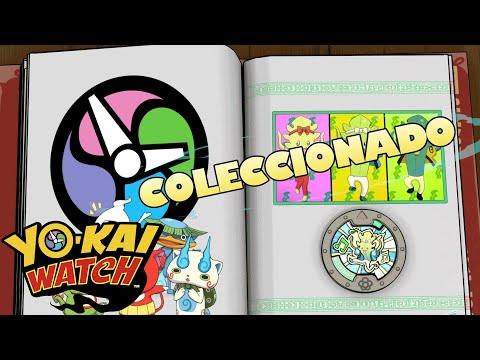 Yo-Kai Watch Latino América - 'Detecta Y Colecciona' Episodio #1