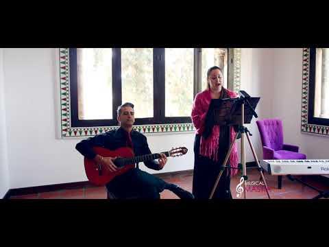 De marco La isla del Amor cover flamenco