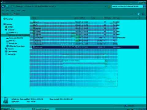 Install Windows with Speech using NVDA