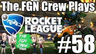 The FGN Crew Plays: Rocket League #58 - Stolen Goal