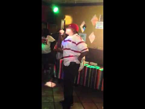 Mikes karaoke night @ Mexican RKelly