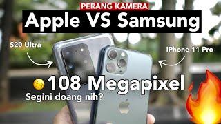 Samsung S20 Ultra VS iPhone 11 Pro : Siapa Menang? - iTechlife Indonesia