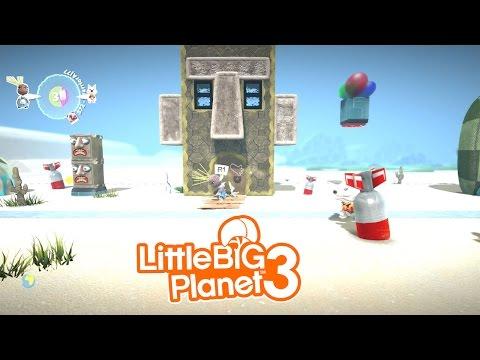 LittleBIGPlanet 3: SackBoy SackPants: Battle For Little Big Planet [Community Levels] – PS4