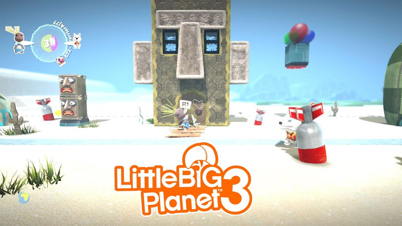 Little Big Boys Toys : Littlebigplanet sackboy sackpants battle for little