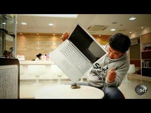 Seoul Man Finds His Center | Outrageous Acts of Science