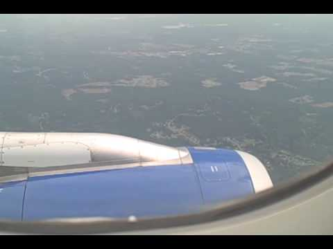 United Airlines Flight Turbulence, Pilot A Pro | Airplane Flights