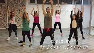 SCOOBY DOO PAPA ZUMBA choreography by ATA