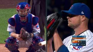 October 07, 2016-San Francisco Giants vs. Chicago Cubs {NLDS G1}