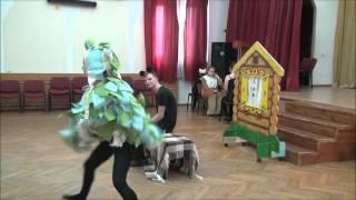 """Театрализованное представление """"Маленький мышонок"""" (26.04.2016 г.)"""