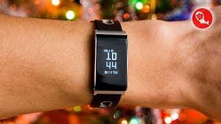 Смарт часы KCASA N109 с OLED дисплеем и тонким алюминиевым корпусом | Обзор | Китай