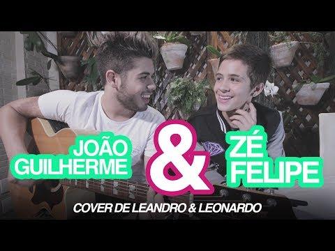 PENSE EM MIM COVER JOÃO GUILHERME & ZÉ FELIPE