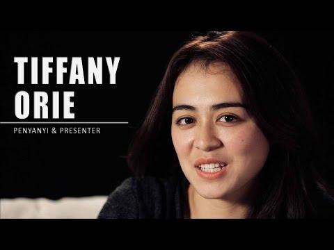 Tiffany Orie - Penyanyi & Presenter