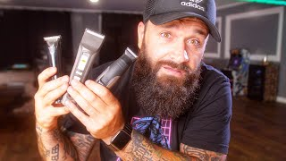 Best High End Beard Trimmer? | Brio, Remington and Wahl Compared