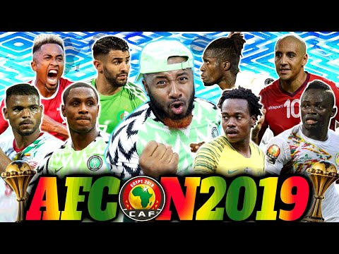 2019 Total AFCON Quarter-finals Predictions | Nigeria vs South Africa
