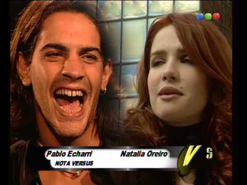 Entrevista a Pablo Echarri - Parte 2 - Versus