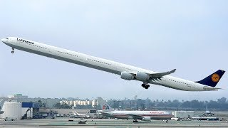 10 Aviones Más Largos del Mundo
