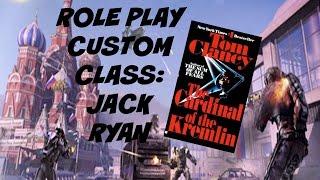 Kremlin'in (Kardinal)Jack Ryan CoD:AW Rol oynadığı Özel Sınıf: