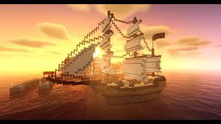 Minecraft 미디어 유니버스 프로젝트 #2 바다를…